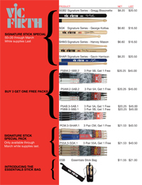Vic Firth Special