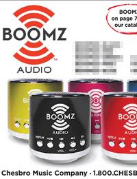 BOOMZ Audio