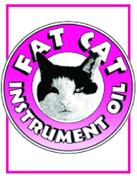 Fat Cat Instrument Oil