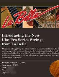 LaBella Uke-Pro Series Strings