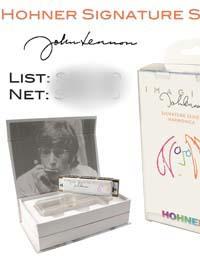 Lennon Signature Harmonica