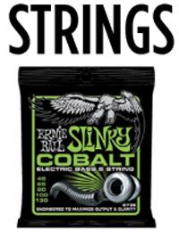 Ernie Ball Strings