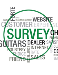 Please take our 2-minute Survey