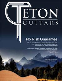 The Teton Guarantee