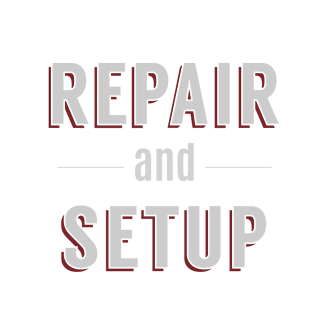 Repair and Setup