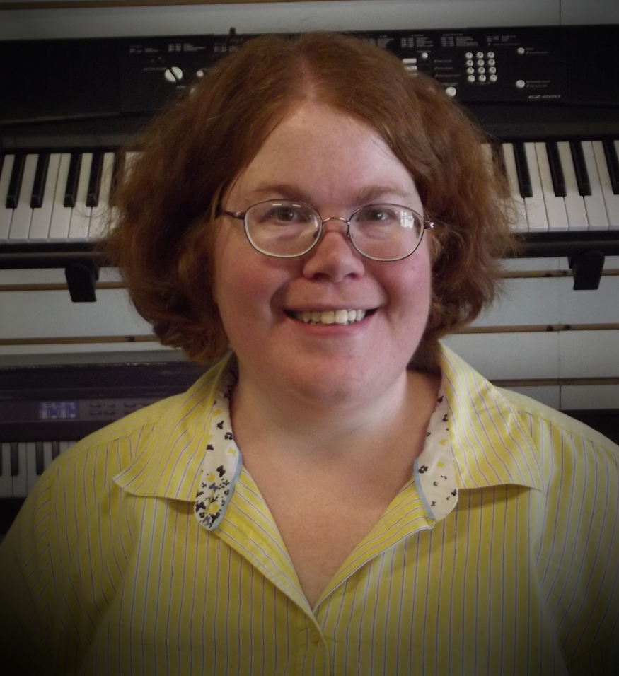 Rachel Crawford - Piano Instructor