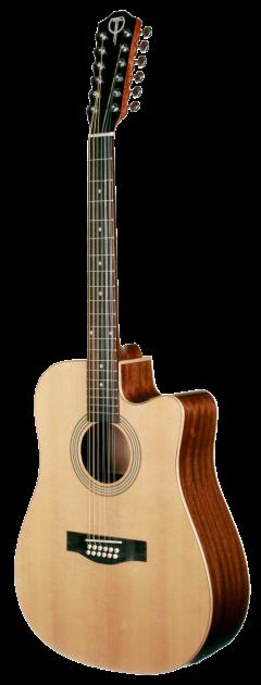 STS100CENT-12 Teton 12-String Guitar