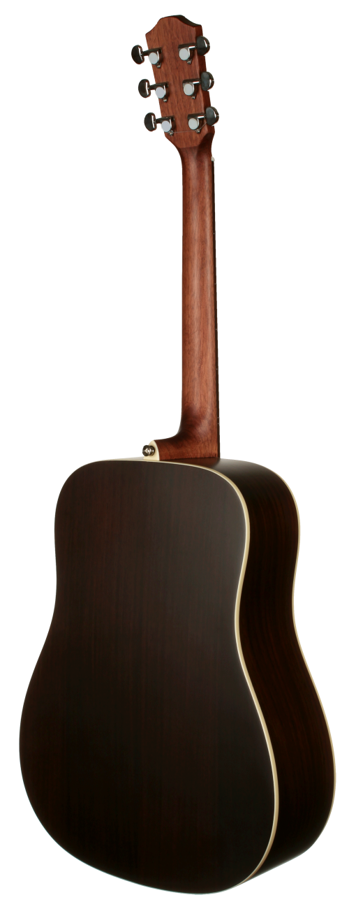 STS150NT-M Teton Dreadnought Acoustic Guitar Back and Sides