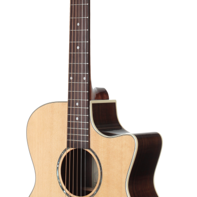 STA150CENT Auditorium Teton Guitar