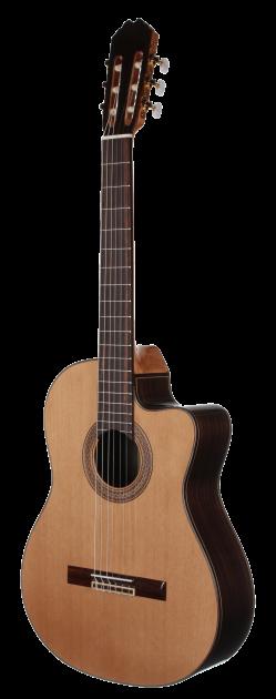 STC155CENT Teton Classical Acoustic Guitar