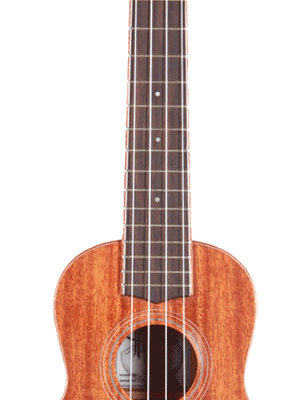 30 Series Solid Top Teton Ukulele