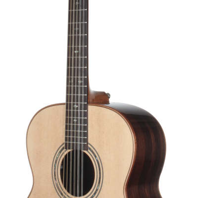 STJ150ENT-10 10-string Jumbo Teton Acoustic Guitar