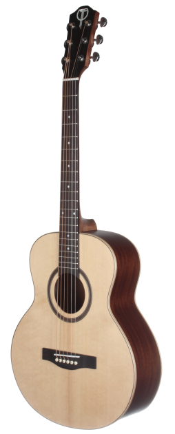 STR100NT-OP Open Pore Range Teton Guitar