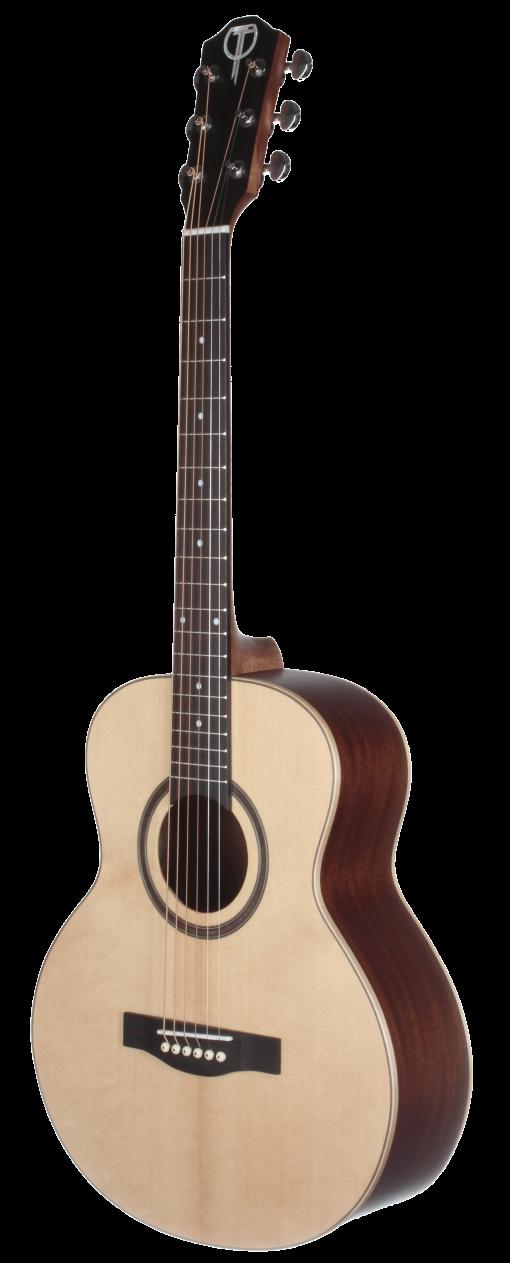 STR100NT-OP Open Pore Range Teton Guitar