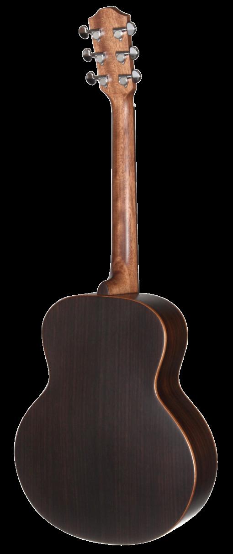 STR155NT Cedar and Rosewood Range Teton Guitar - Back and Sides
