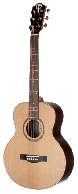 STR155NT Cedar and Rosewood Range Teton Guitar
