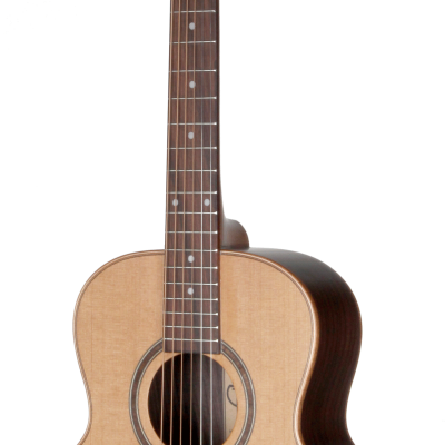 STR155NT Cedar and Rosewood Range Teton Guitar