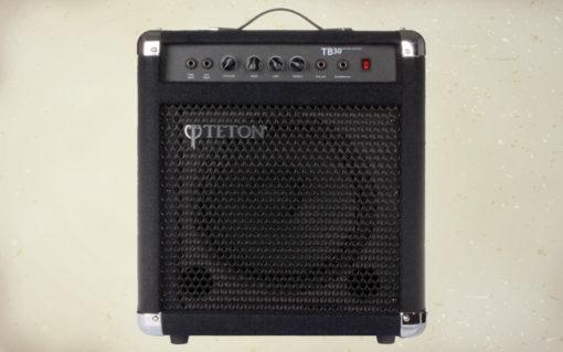 TB30 30-watt Teton Bass Guitar Amplifier
