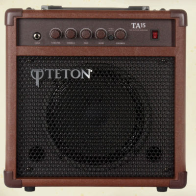 TA15 15-watt Teton Acoustic Guitar Amplifier