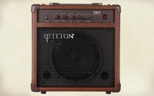 TA15 15-watt Teton Acoustic Guitar Amplifier