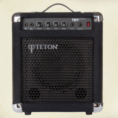 TB15 15-watt bass guitar amplifier