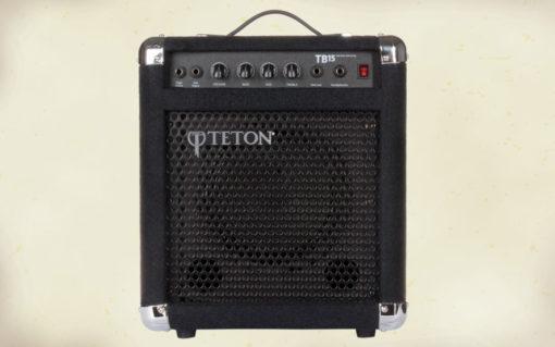 TB15 15-watt bass guitar amplifier