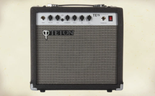 TE15 15-watt Electric Guitar Amplifier
