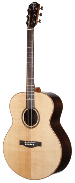 STJ150ENT Jumbo Teton Guitar