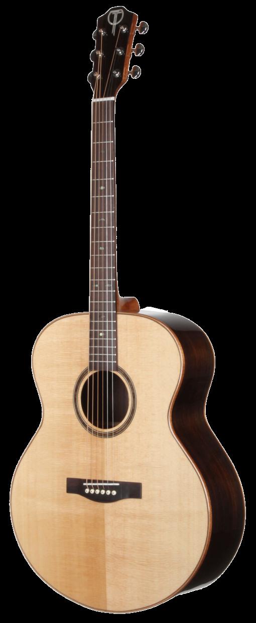 STJ150ENT Jumbo Teton Guitar with Fishman Electronics