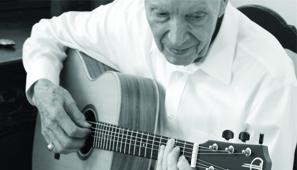 Gary Bennett and Teton Guitars