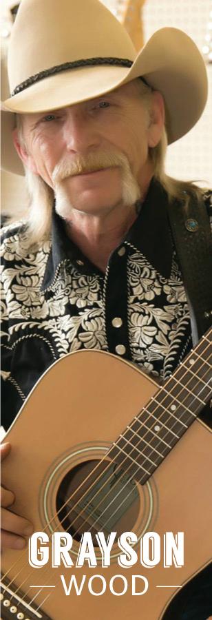 Grayson Wood - Teton Guitars Artist