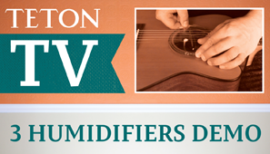 Guitar Humidification – Why It's Important
