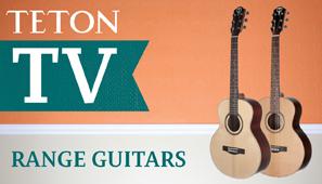 Teton Range Guitars