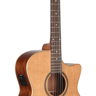 STA105CENT Grand Auditorium Teton Guitar