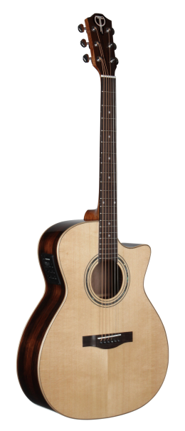 STA180CENT Auditorium Teton Guitar