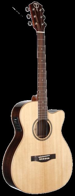 STG150CENT Grand Concert Teton Guitar