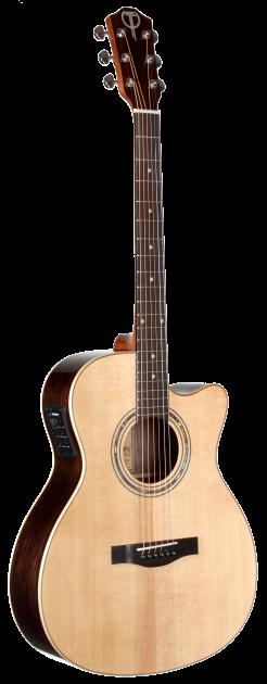 STG180CENT Grand Concert Teton Guitars