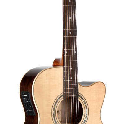 STG180CENT Grand Concert Teton Guitars