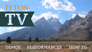 Welcome To Teton TV