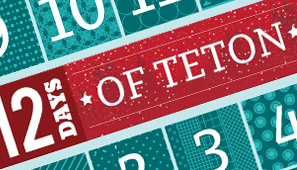12 days of Teton Guitars