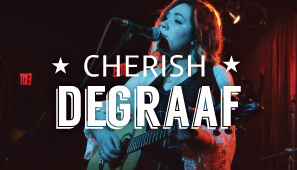 Teton Guitars Artist Cherish DeGraaf