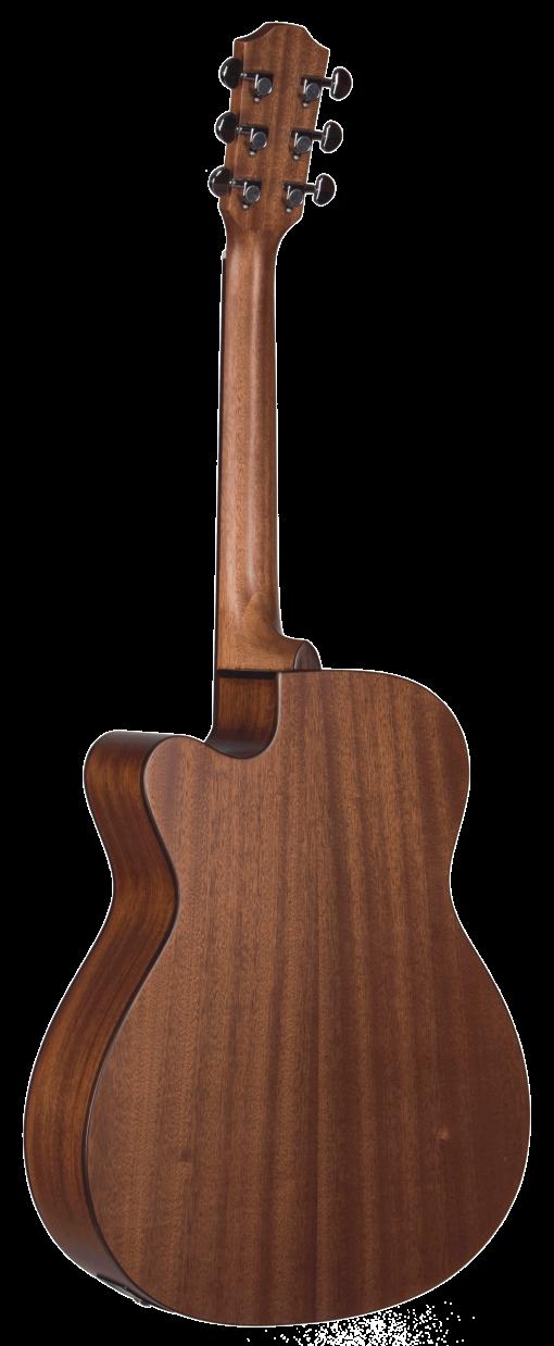 STG105CENT-TF Teton Grand Concert Guitar Back and Sides