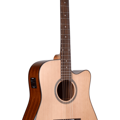 STS105CENT-AR Teton Acoustic Guitar