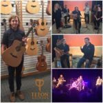 The National Parks at the Home of Teton Guitars