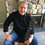 Mike Christiansen and his Classical Teton Guitar