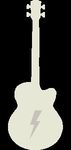 Teton Guitars STB130FMCENT Bass - Cutaway Electronics