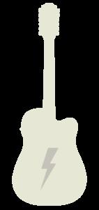 Teton Guitars STS100CENT-12 Dreadnought - Cutaway Electronics 12 String