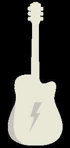Teton Guitars STS105CENT-AR Dreadnought - Cutaway Electronics Armrest