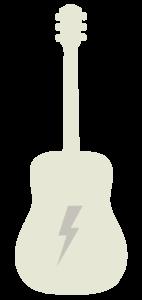Teton Guitars STS150ENT Dreadnought - Electronics