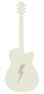 Teton Guitars STG100CENT Grand Concert - Cutaway Electronics
